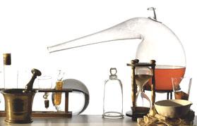 Лабораторное алхимическое оборудование